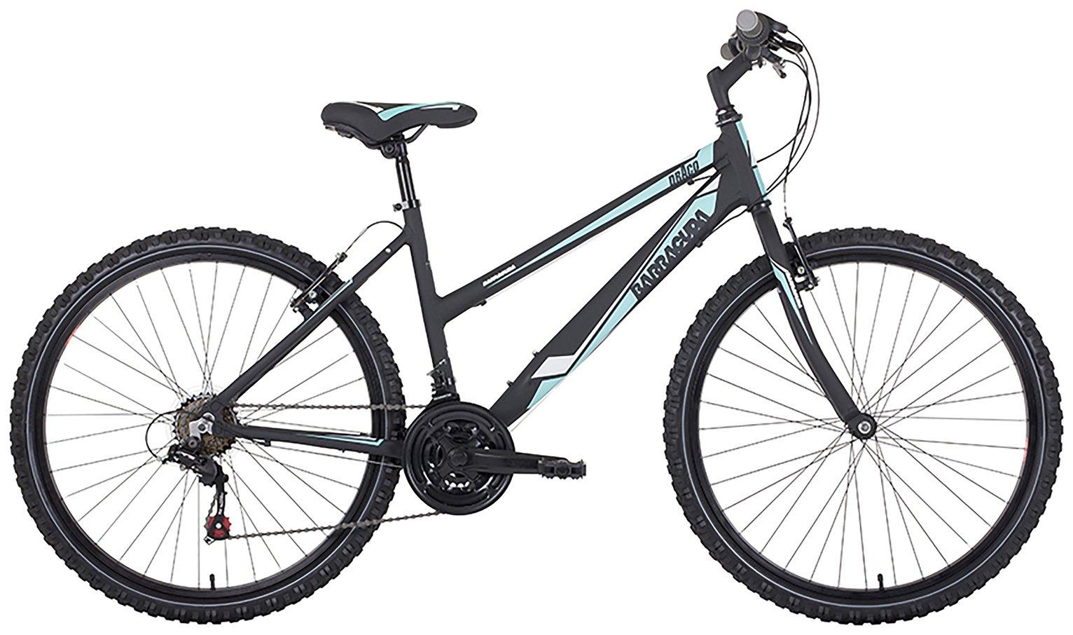 Barracuda Draco 1 15 Inch Black Mountain Bike - Womens. Review thumbnail